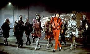 Michael Jackson's Thriller was the only really good zombie movie ever, as far as I know.